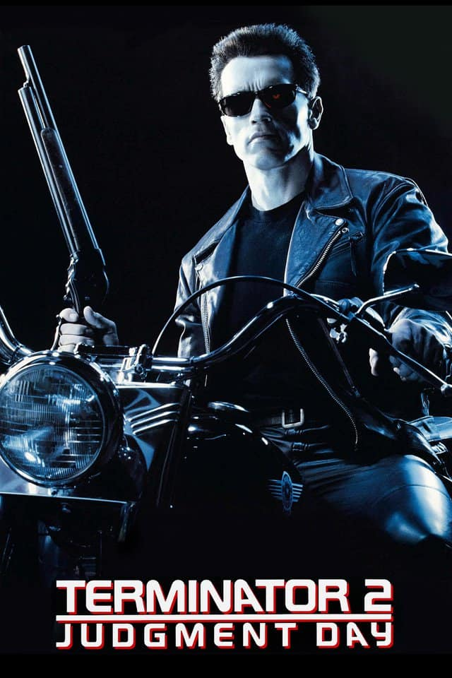 Terminator 2: Judgment Day, 1991