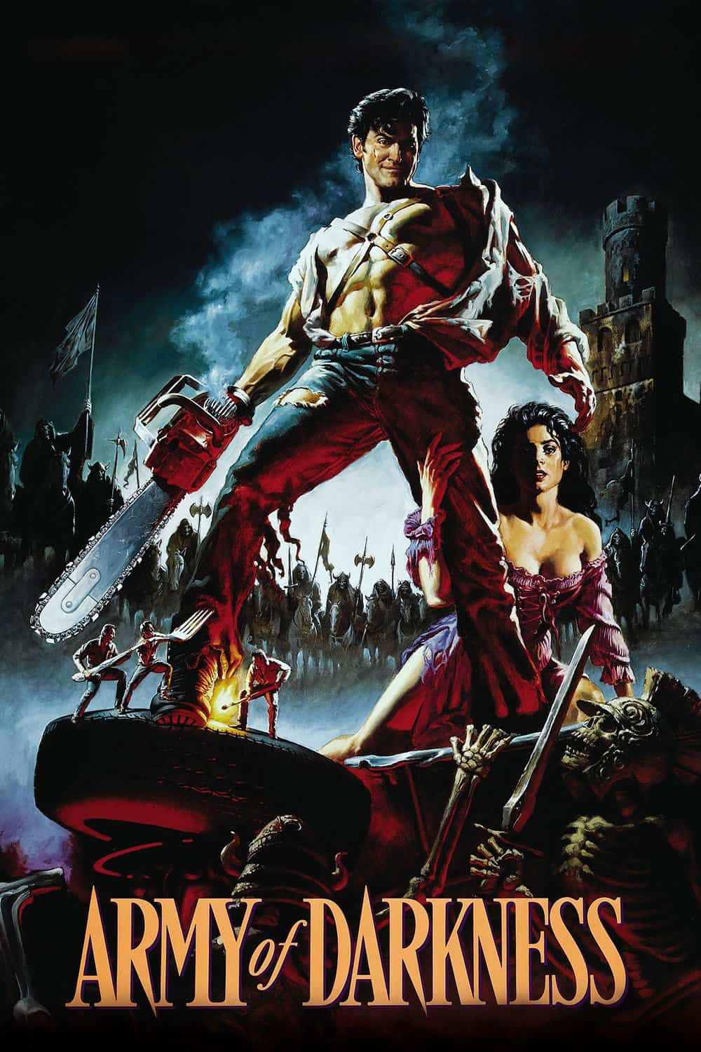 Army of Darkness, 1992