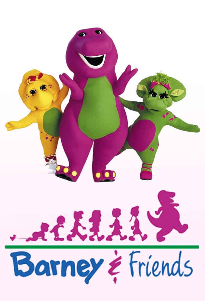 Barney and Friends, 1992