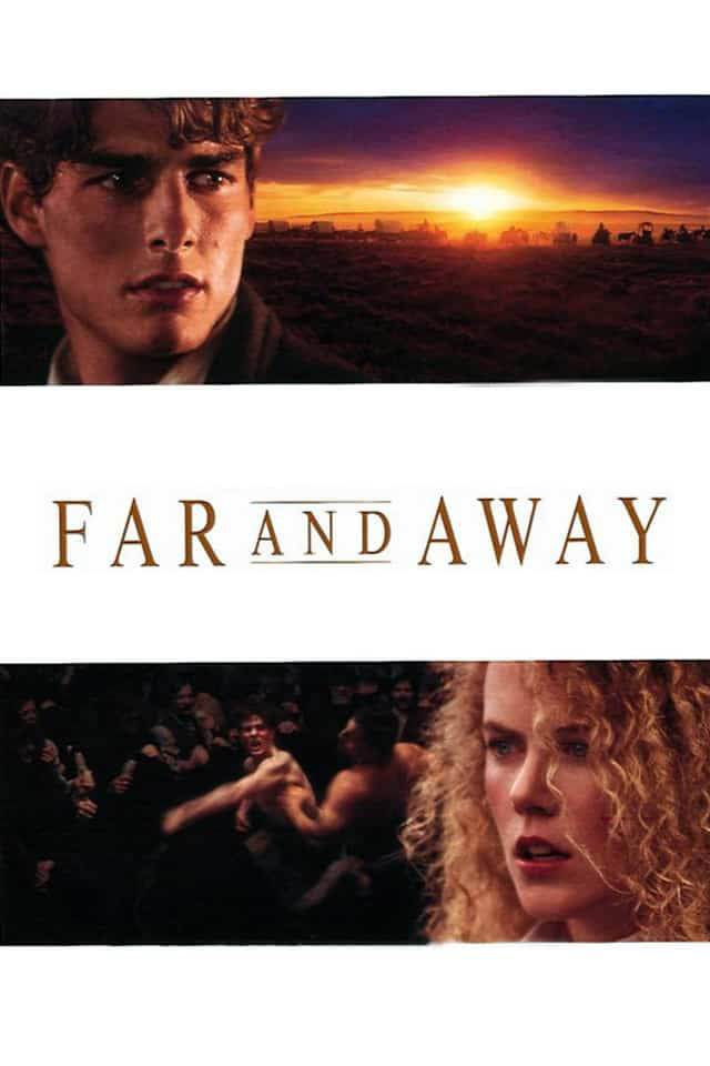 Far and Away, 1992