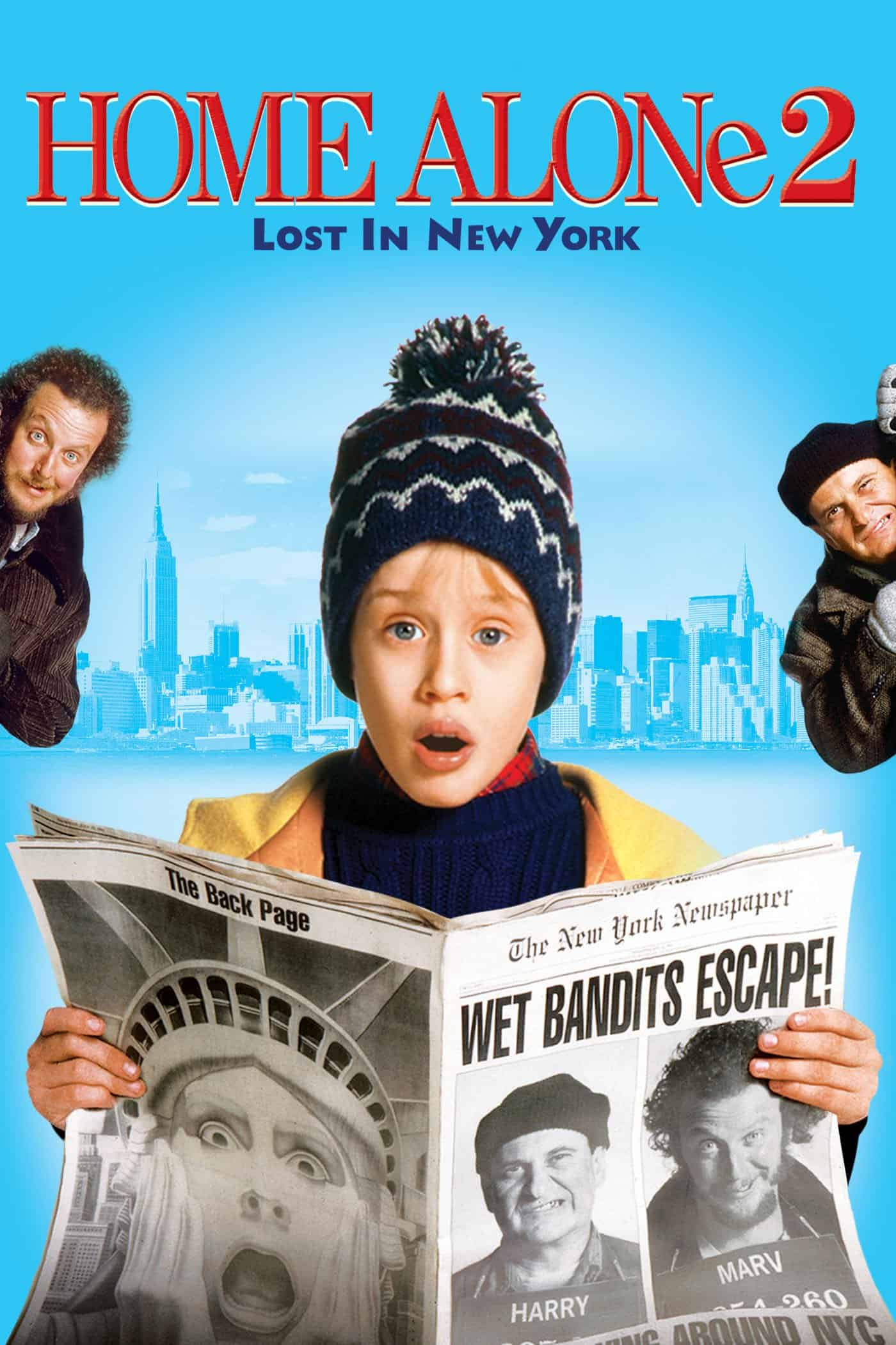 Home Alone 2: Lost in New York, 1992