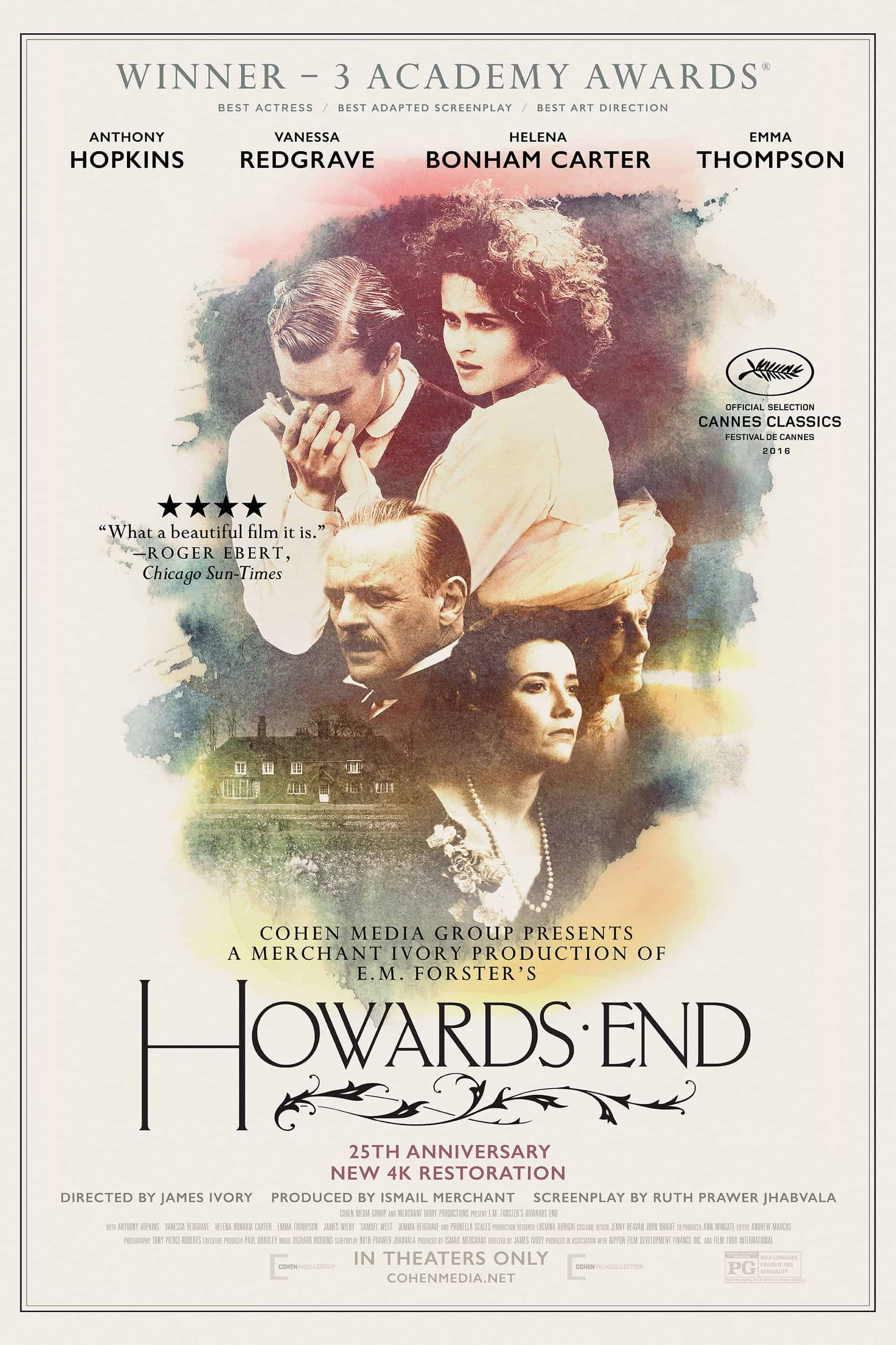 Howards End, 1992