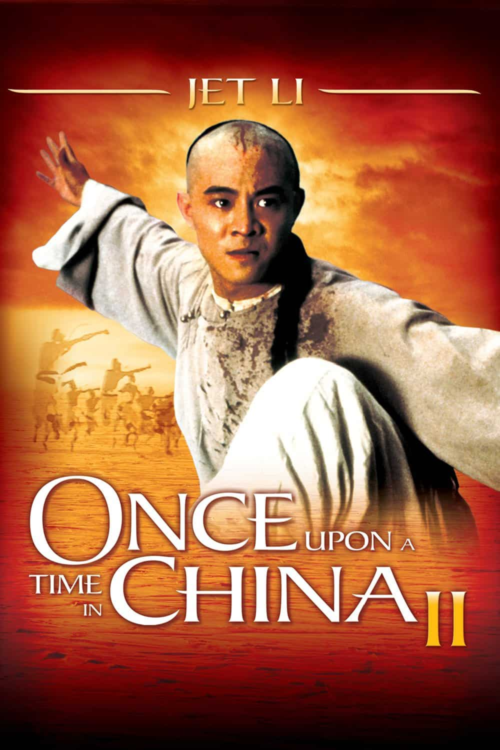 Once Upon a Time in China II, 1992