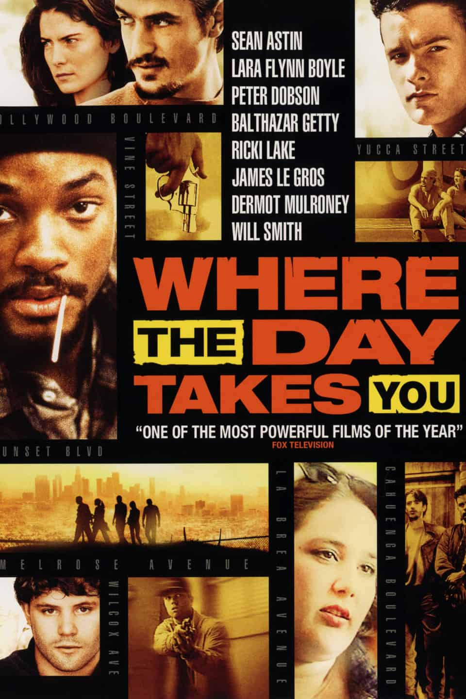Where the Day Takes You, 1992