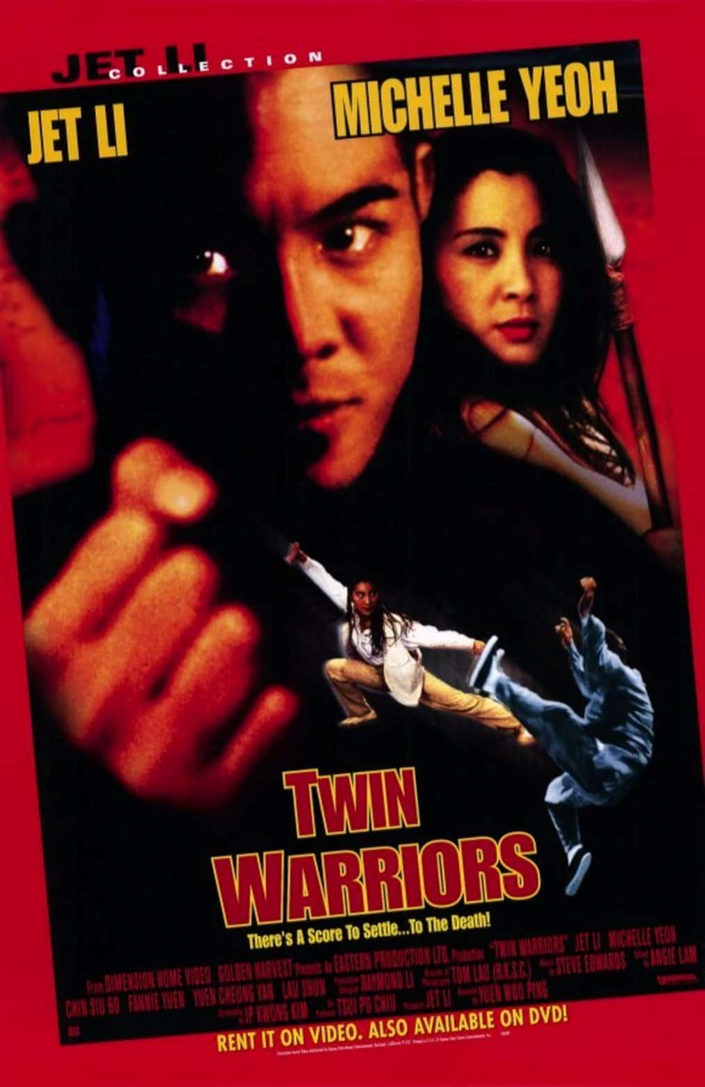 Tai Chi Master, 1993