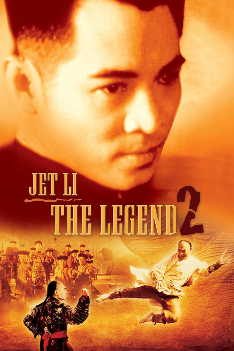 The Legend, 1993