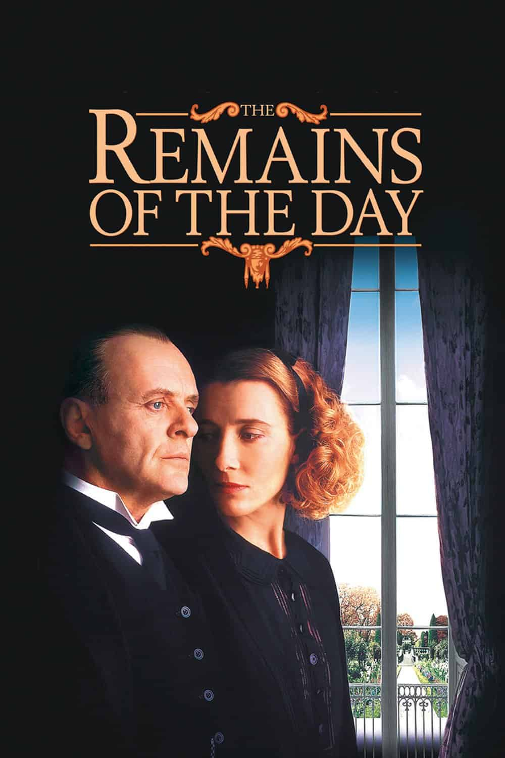 The Remains of the Day, 1993
