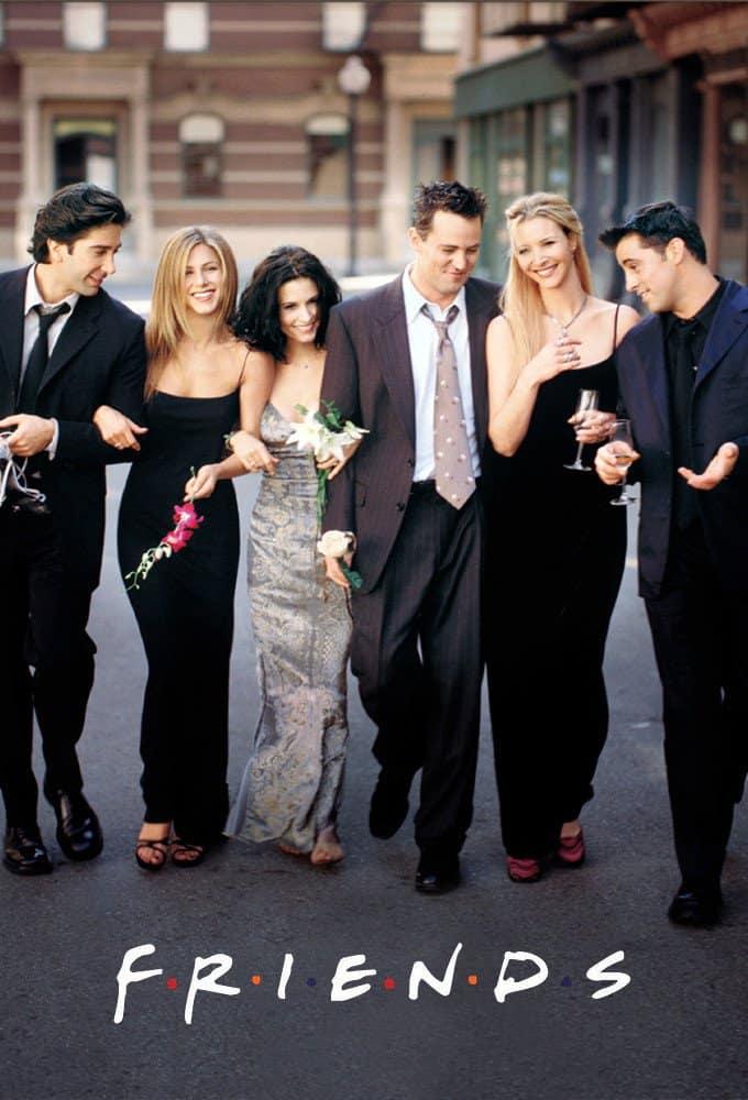 Friends, 1994 - 2004