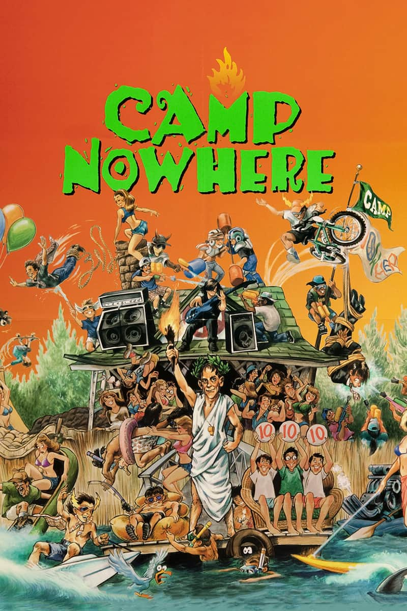 Camp Nowhere, 1994
