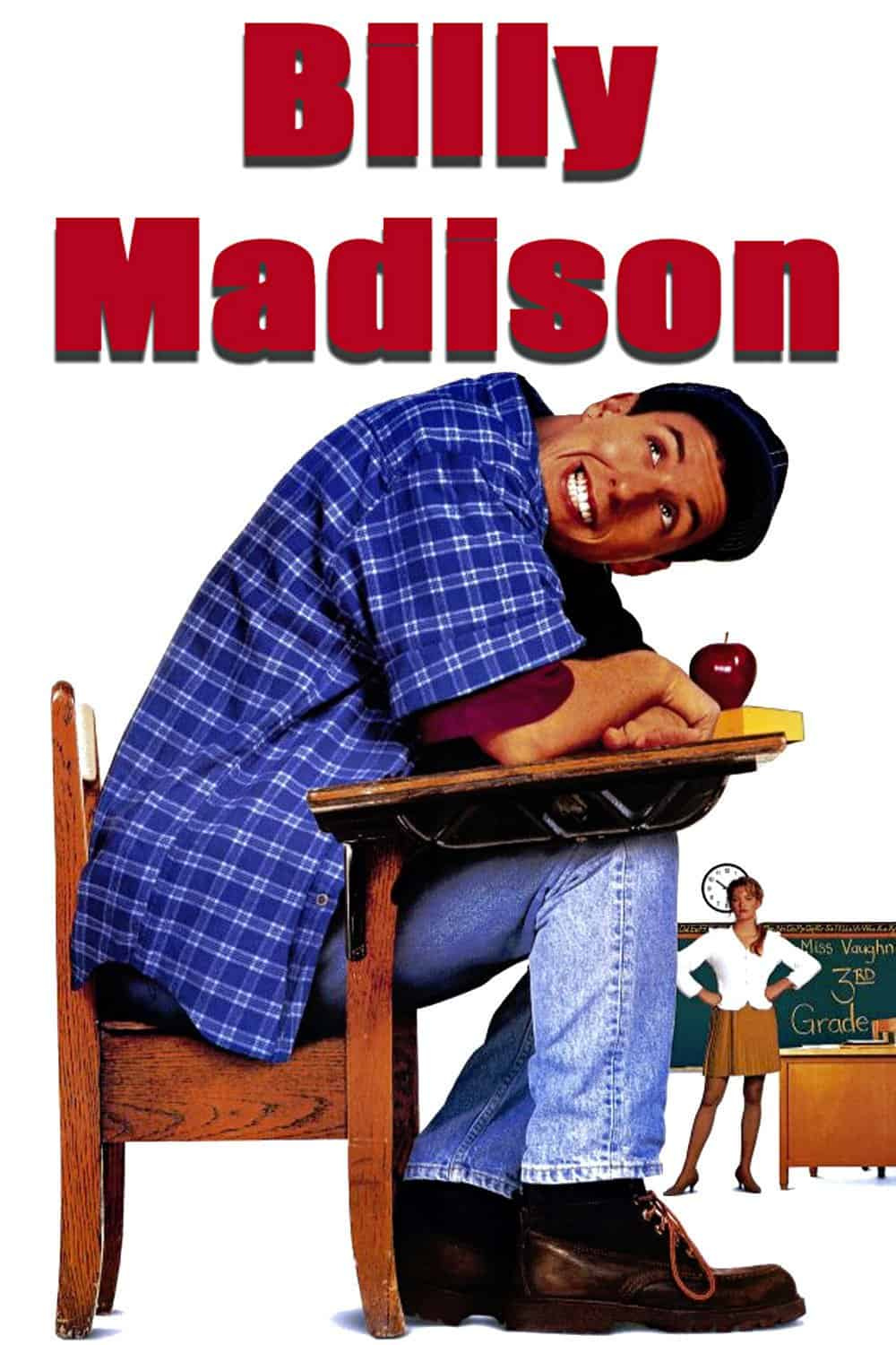 Billy Madison, 1995