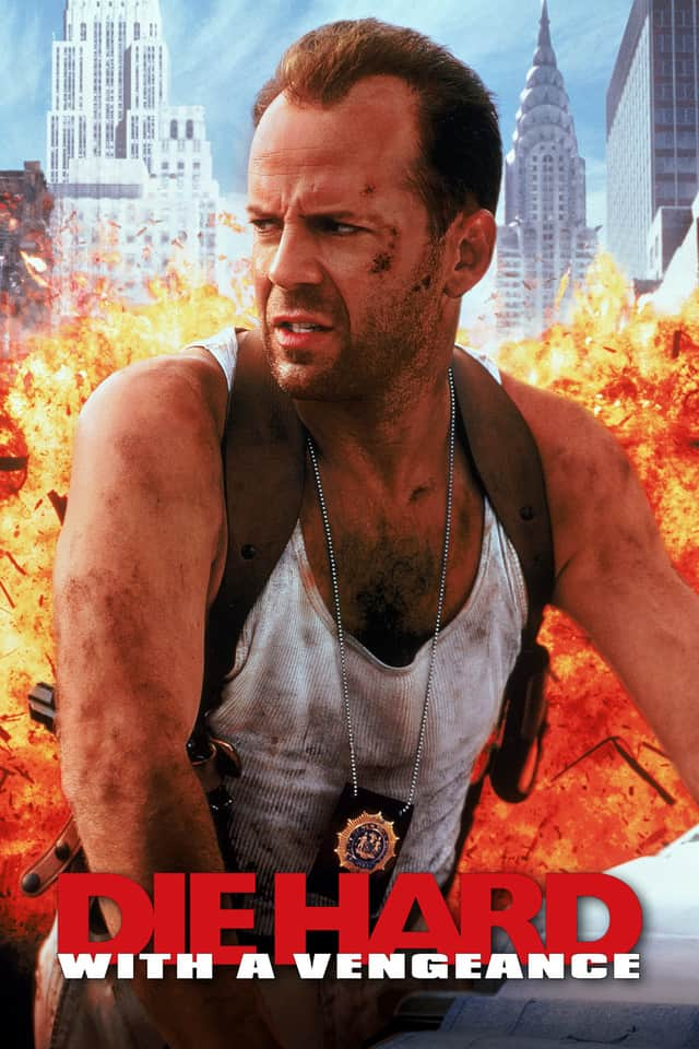 Die Hard with a Vengeance, 1995