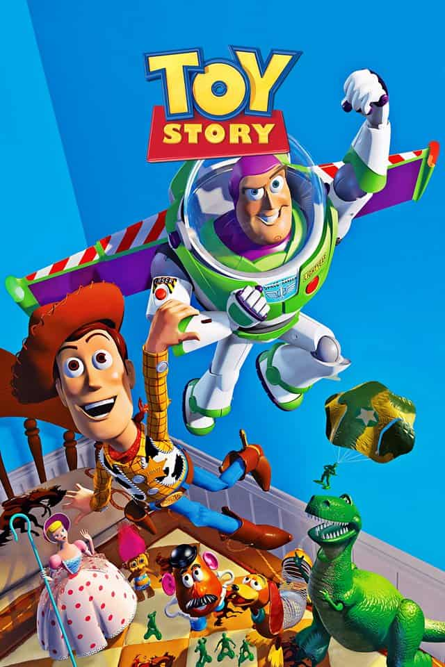 Toy Story,1995