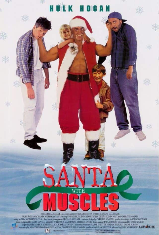 Santa with Muscles, 1996