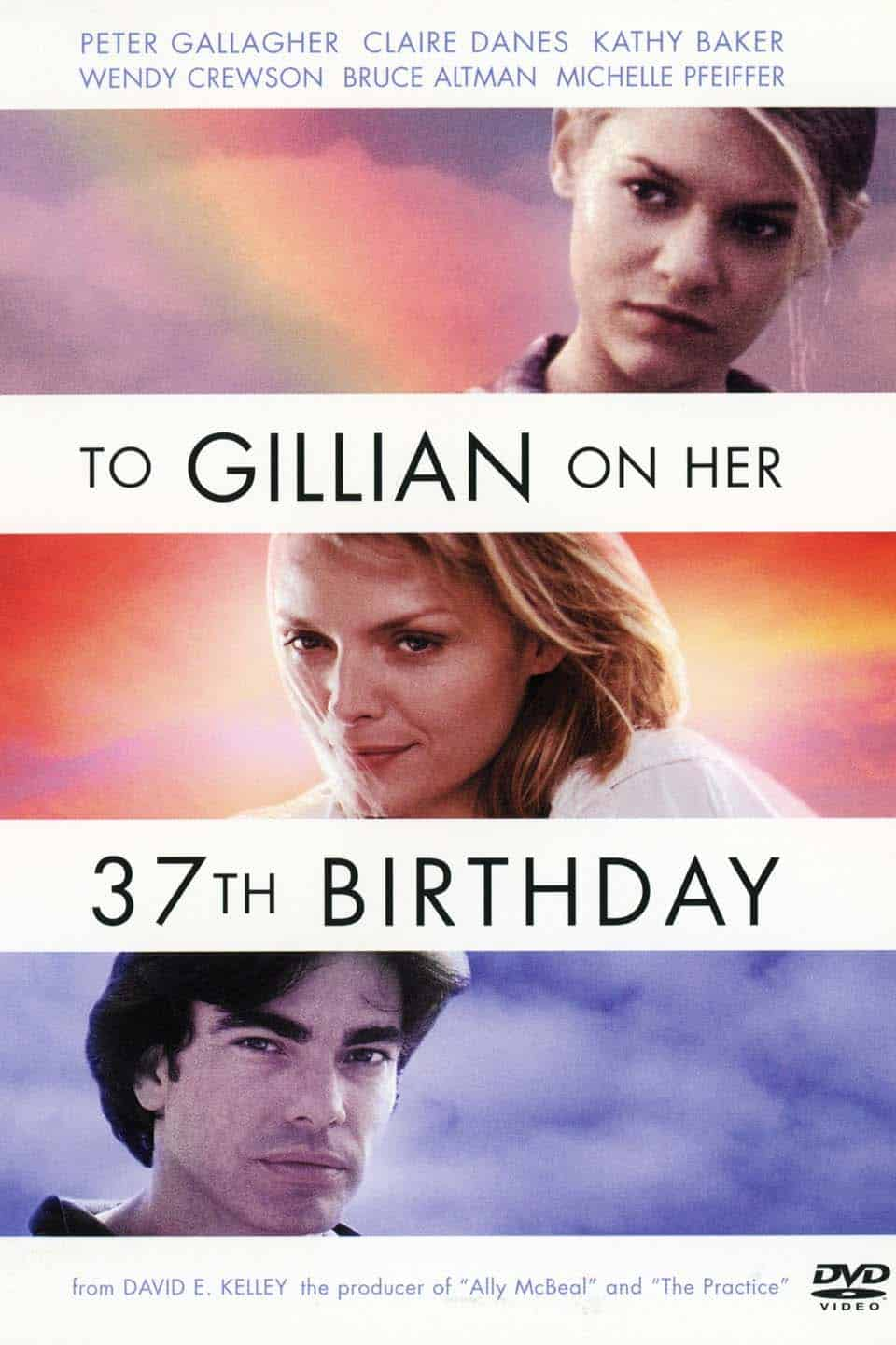 To Gillian on Her 37th Birthday, 1996