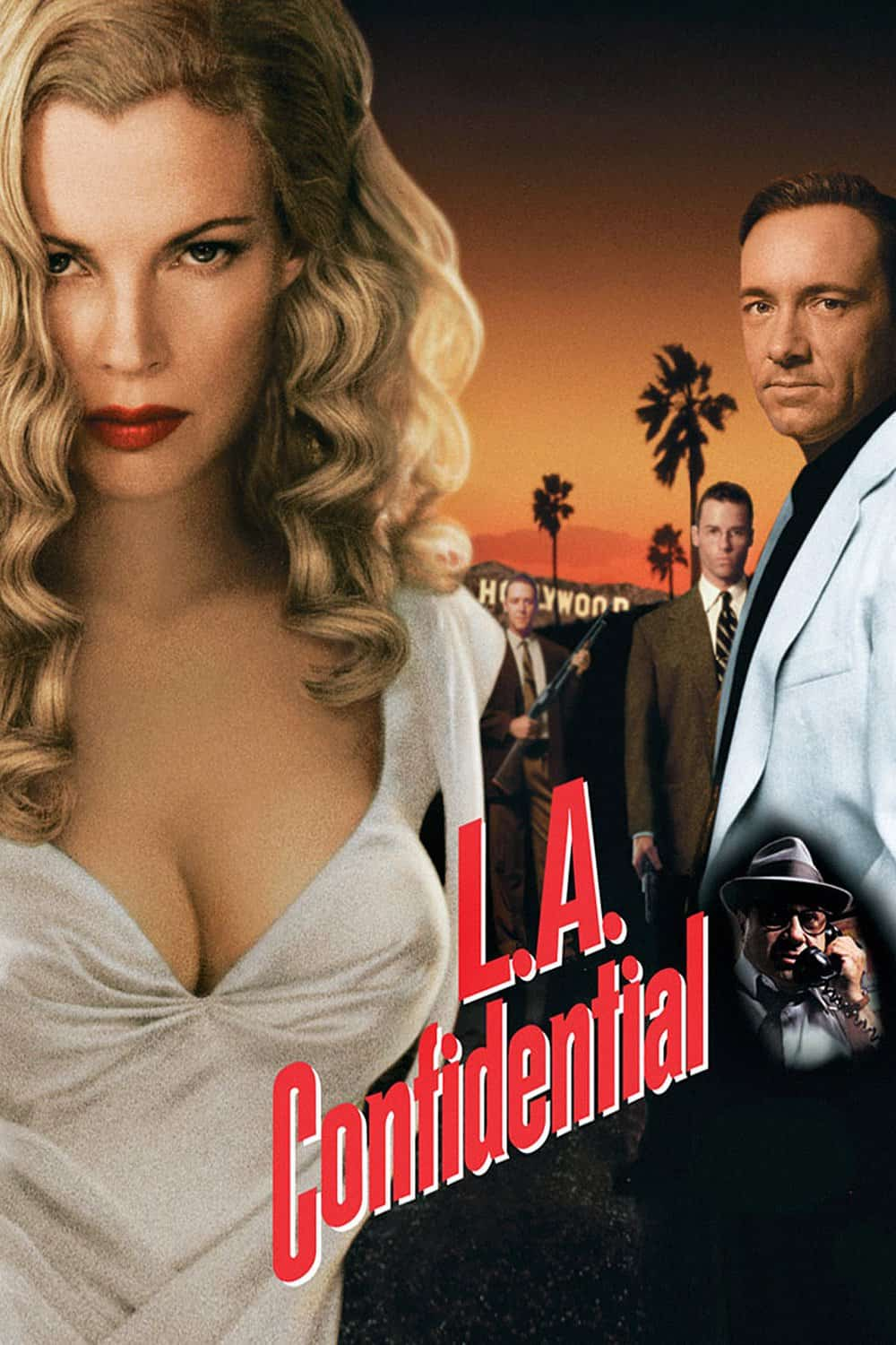 L.A. Confidential,1997