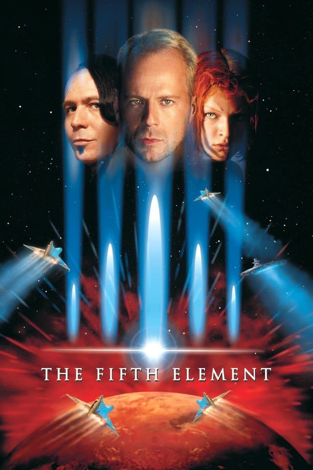 The Fifth Element, 1997