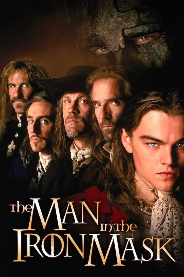 The Man in the Iron Mask, 1998
