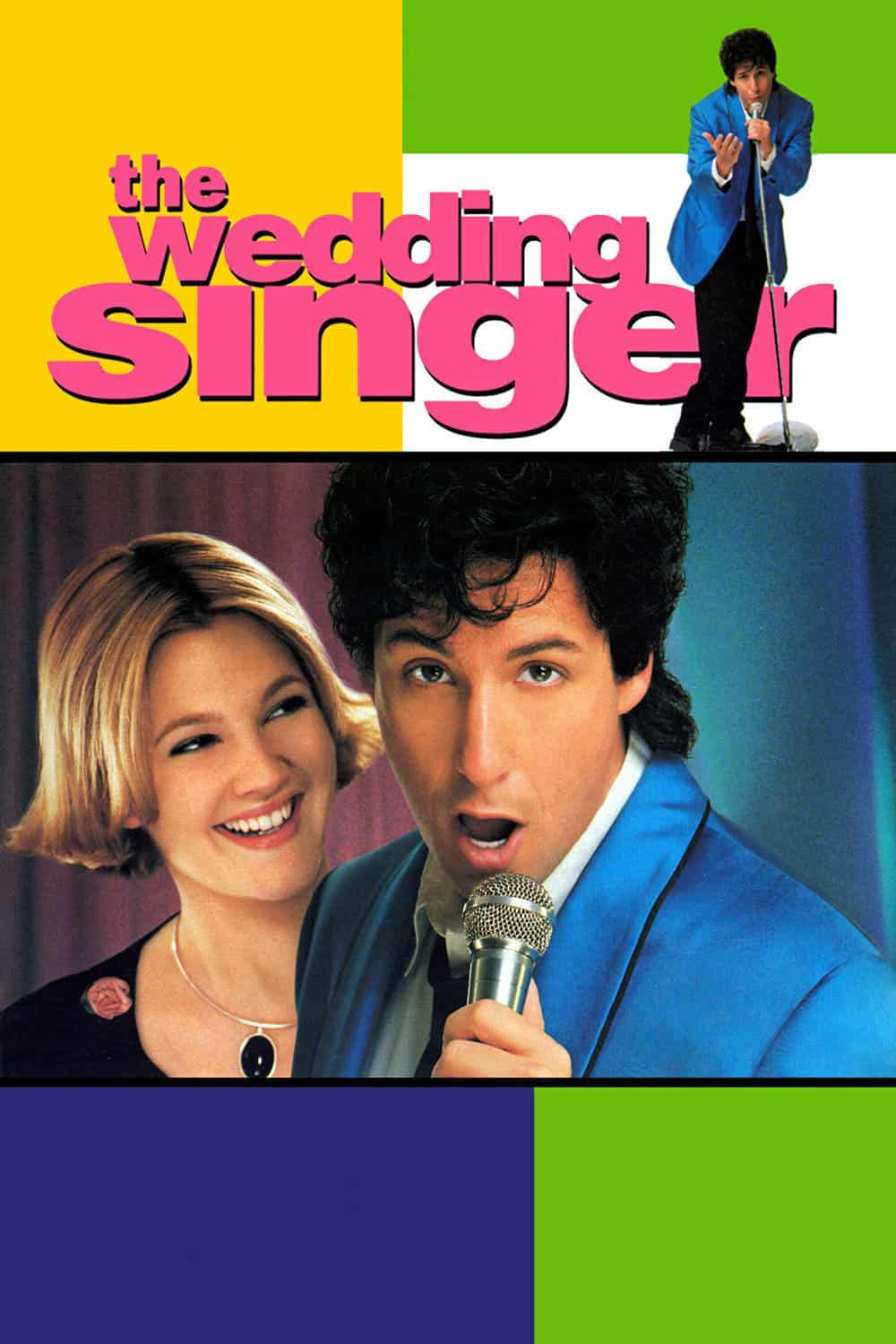 The Wedding Singer, 1998