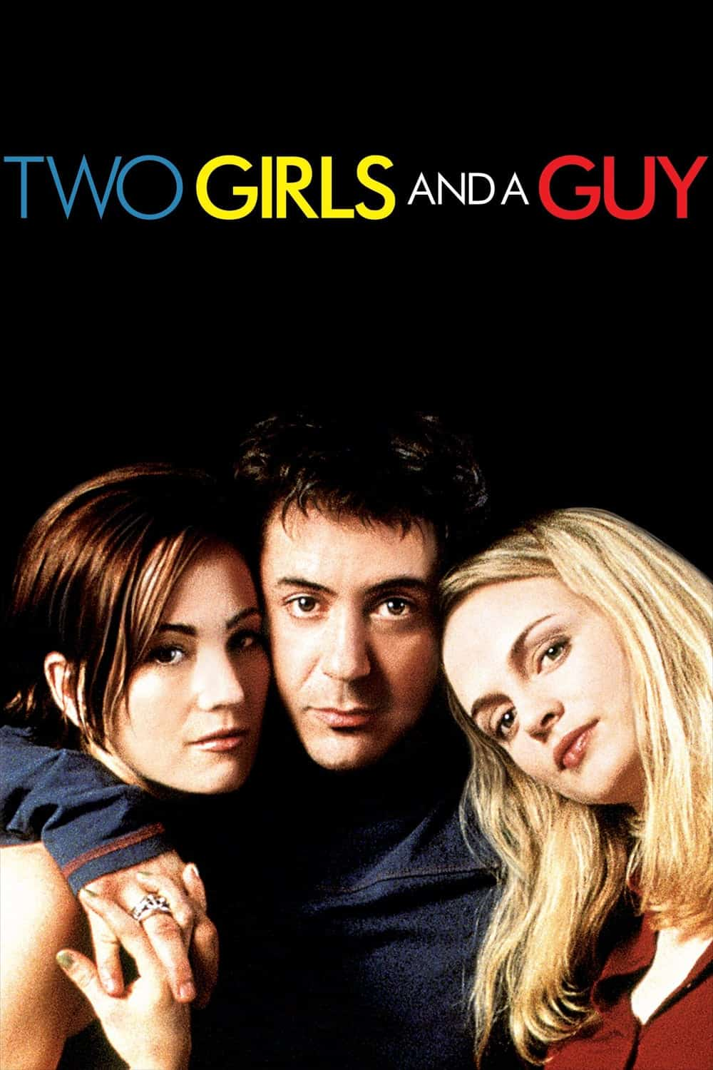 Two Girls and a Guy, 1998