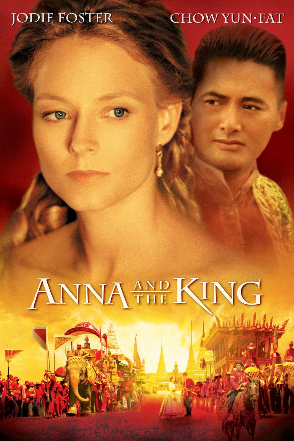 Anna and the King, 1999