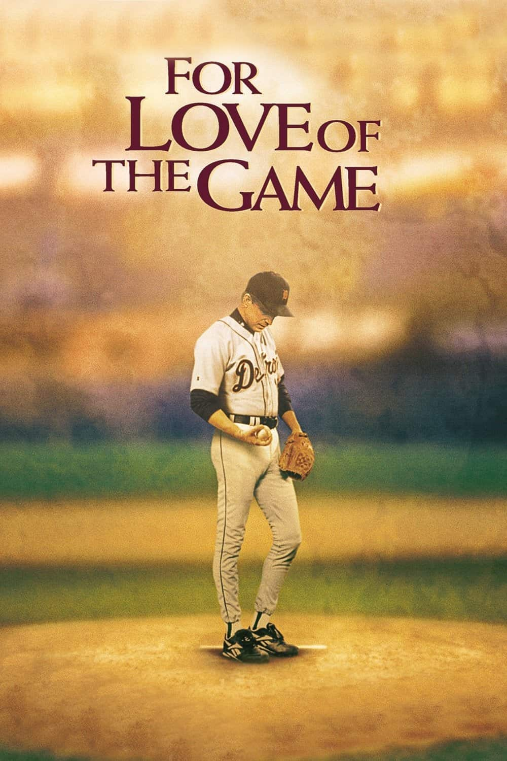 For Love of the Game, 1999