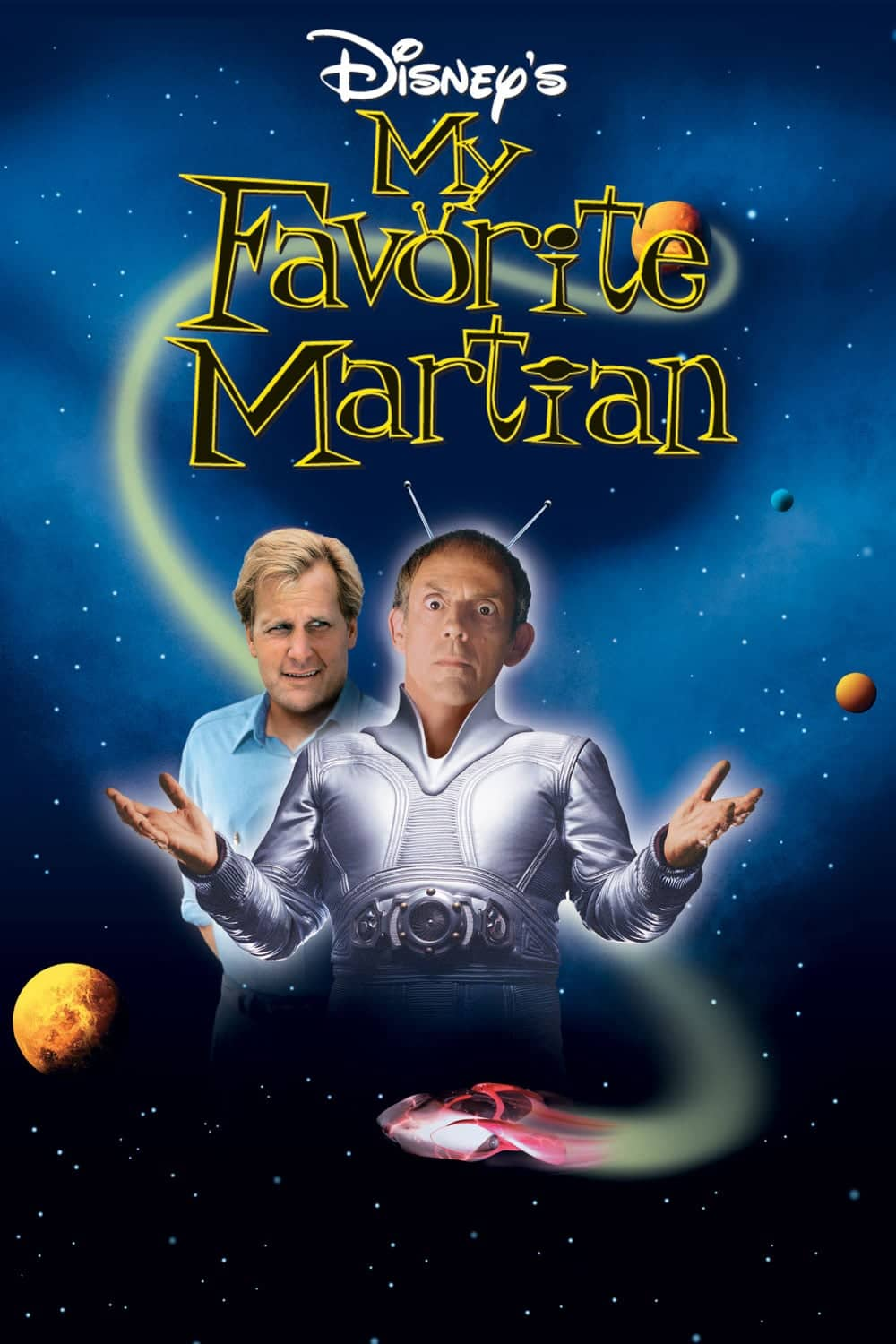 My Favorite Martian, 1999