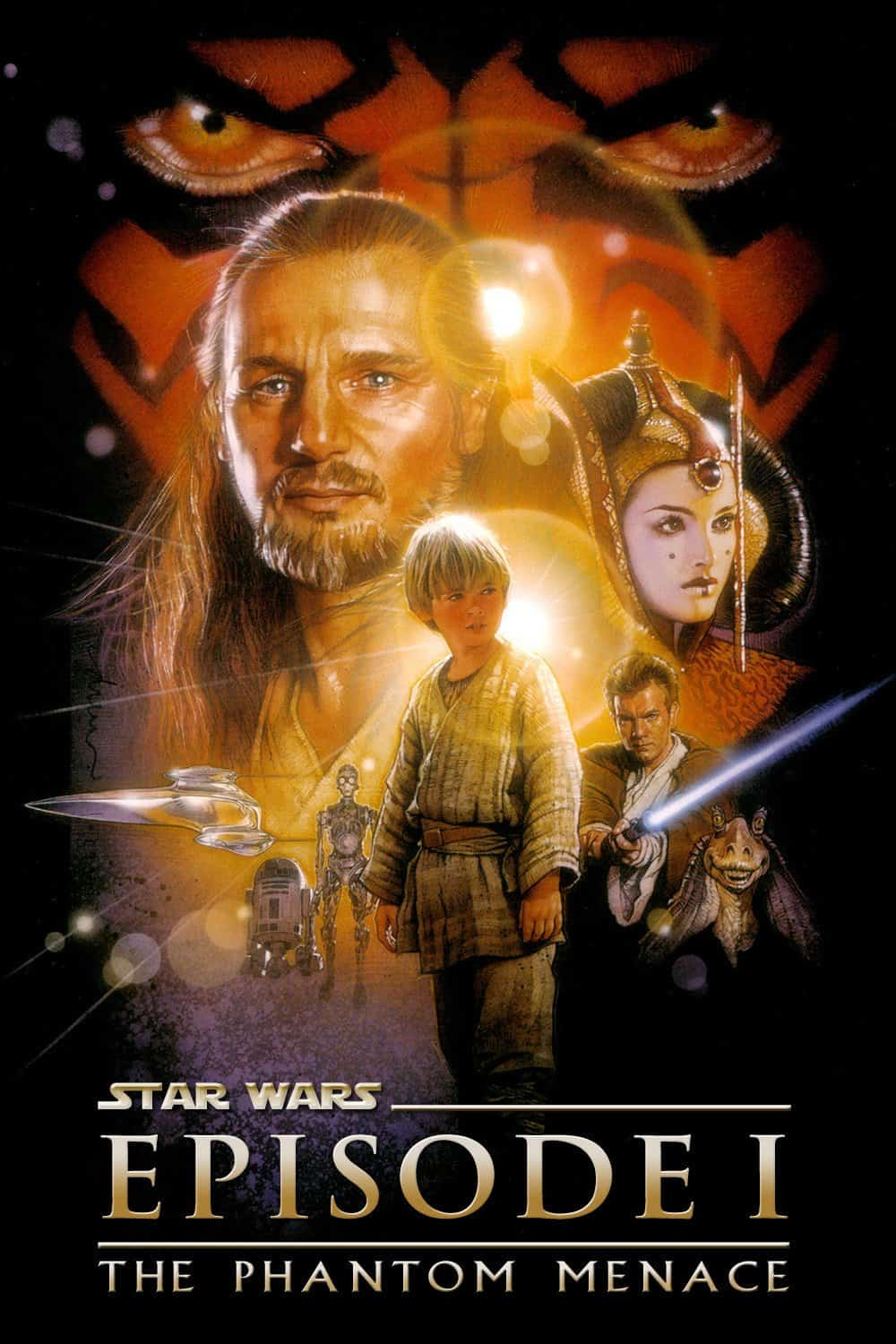 Star Wars: Episode I - The Phantom Menace, 1999