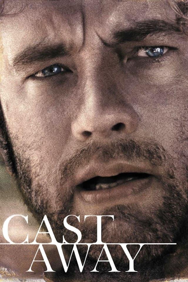 Cast Away, 2000