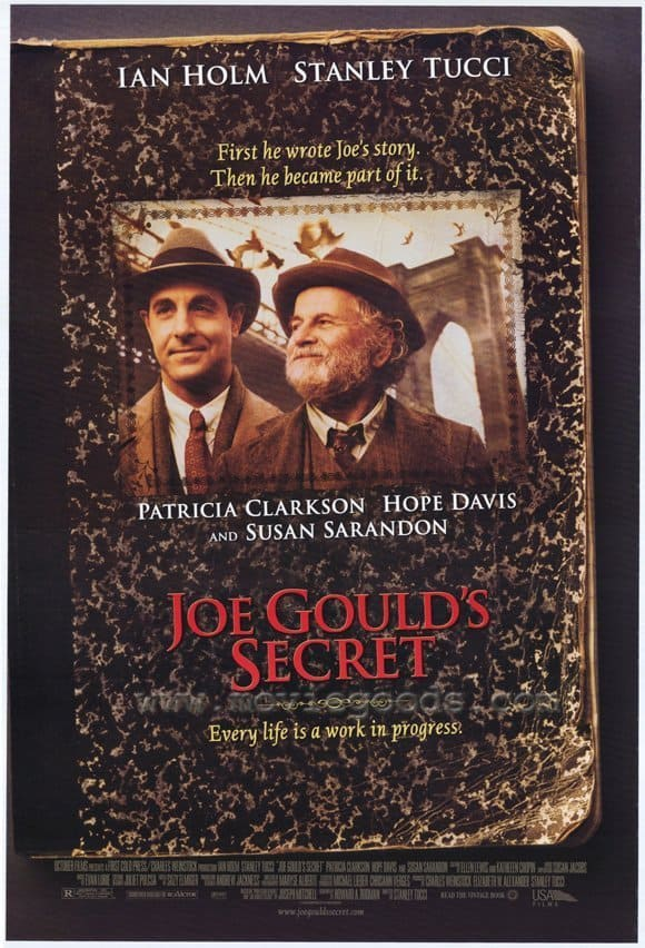 Joe Gould's Secret, 2000