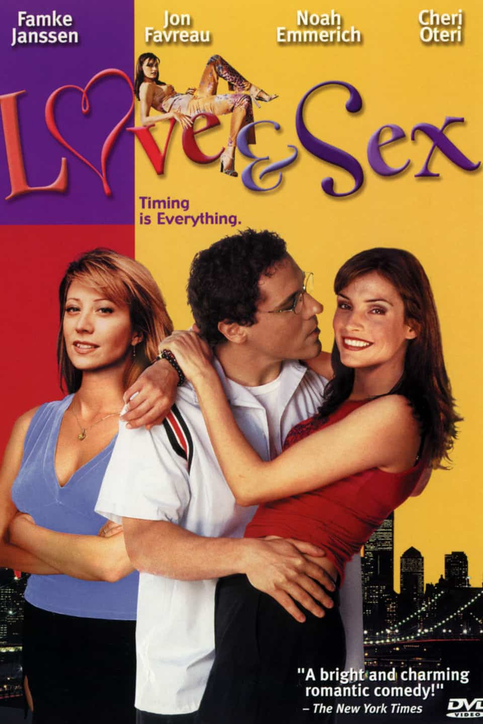 Love and Sex, 2000