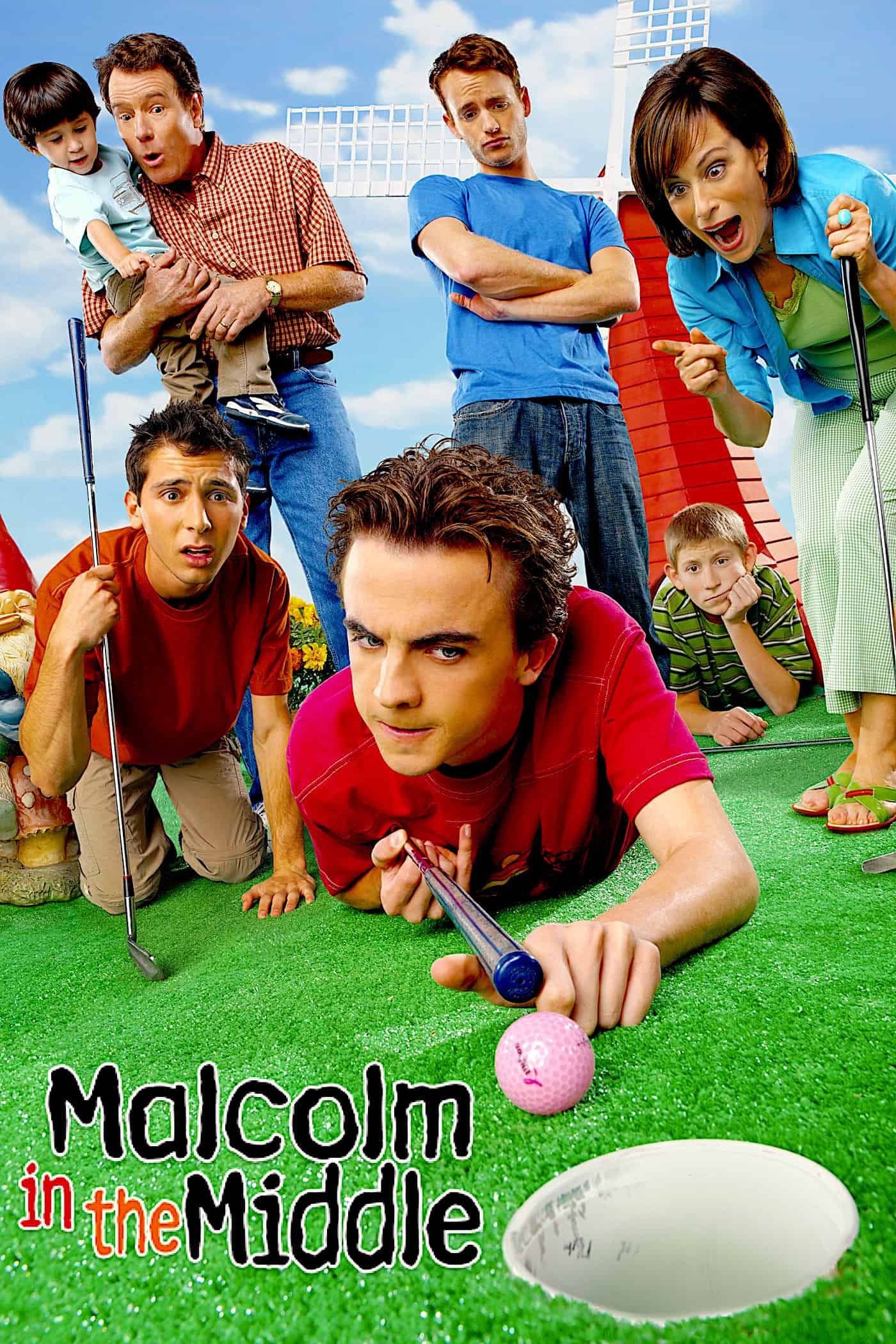 Malcolm in the Middle, 2000