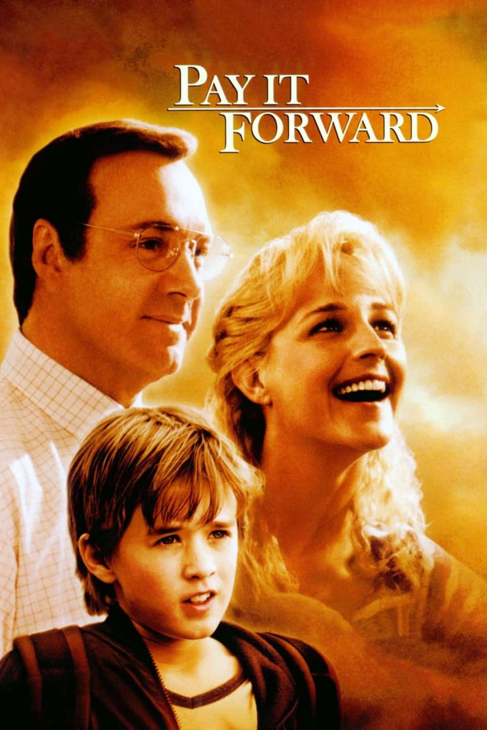 Pay It Forward, 2000