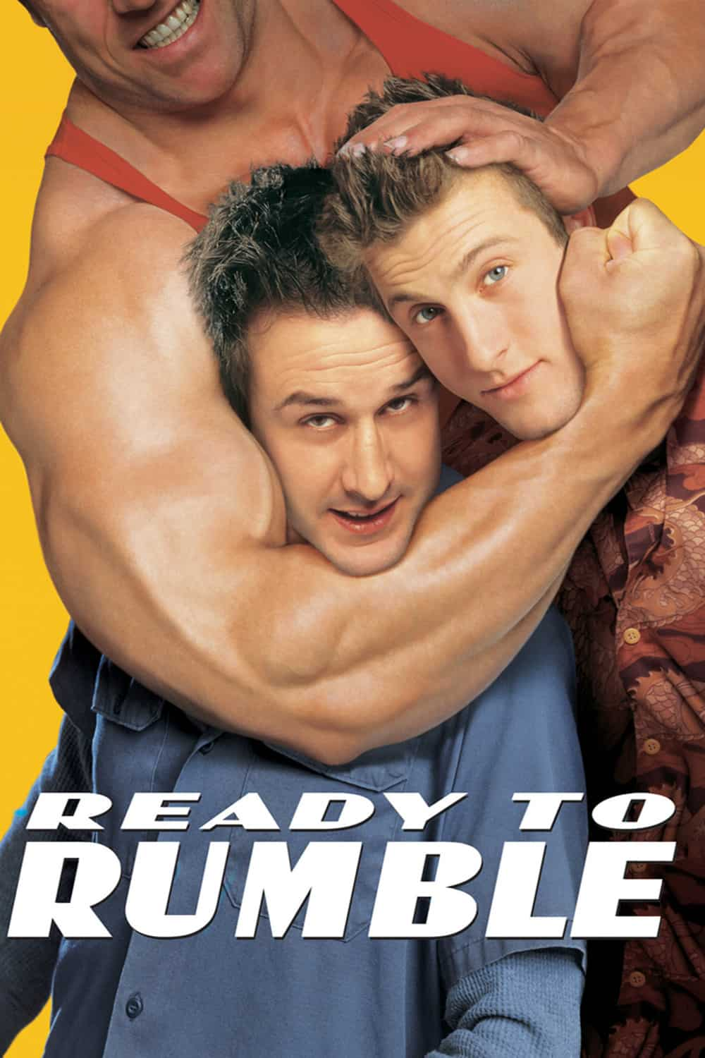 Ready to Rumble, 2000