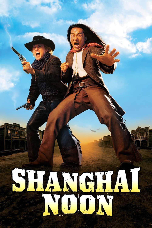 Shanghai Noon, 2000