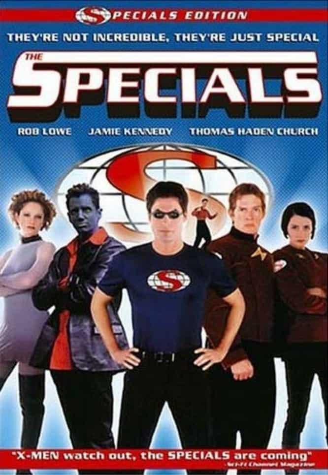 The Specials, 2000