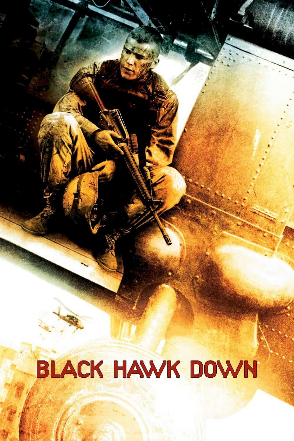 Black Hawk Down, 2001