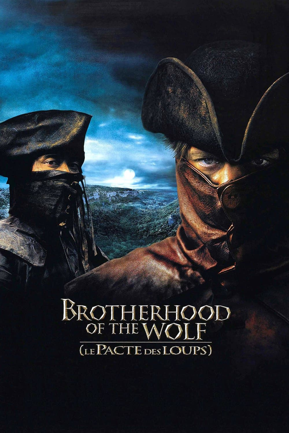 Brotherhood of the Wolf, 2001