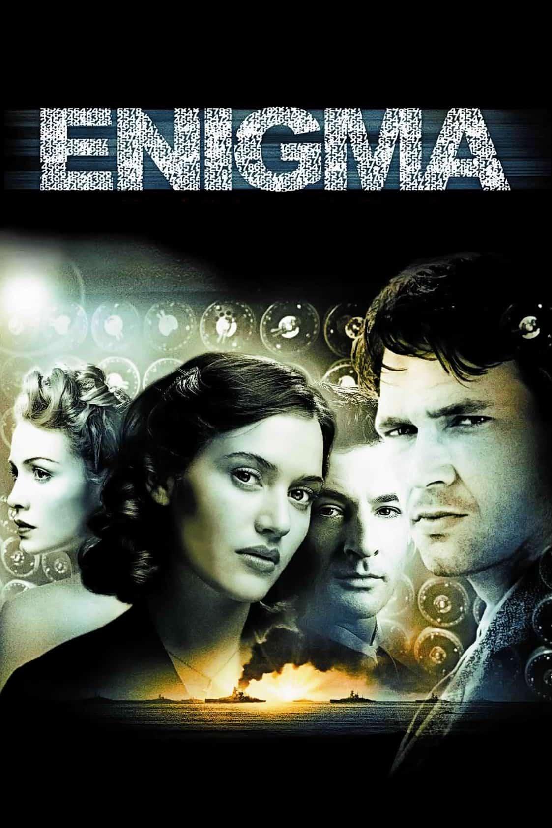 Enigma, 2001