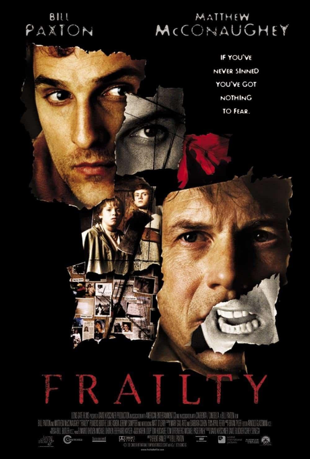 Frailty, 2001