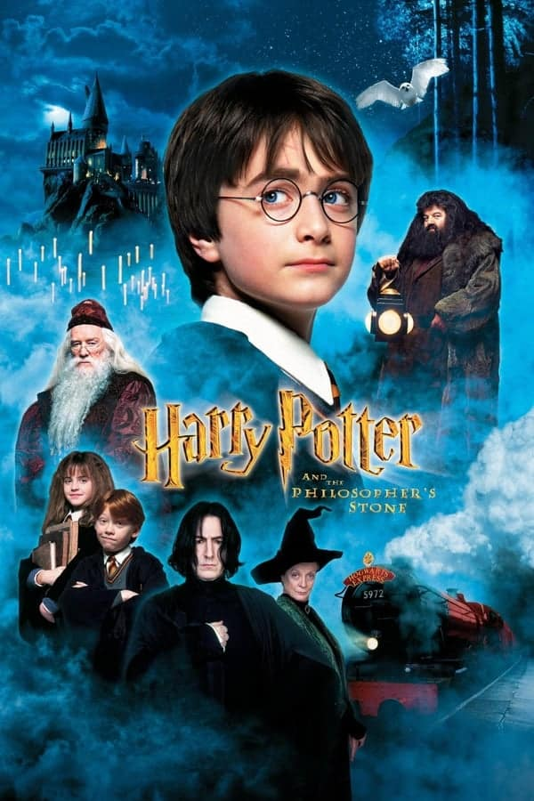 Harry Potter and the Philosophers Stone, 2001