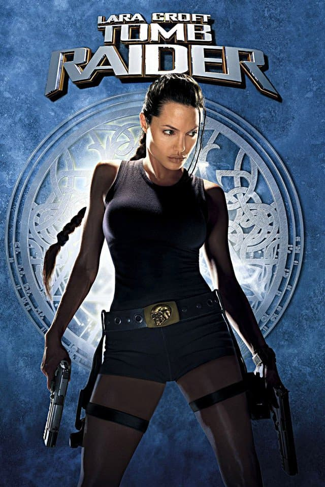 Lara Croft: Tomb Raider, 2001
