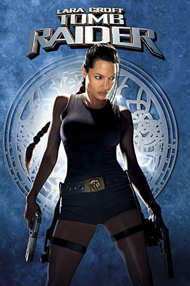Lara Croft: Tomb Raider, 2001