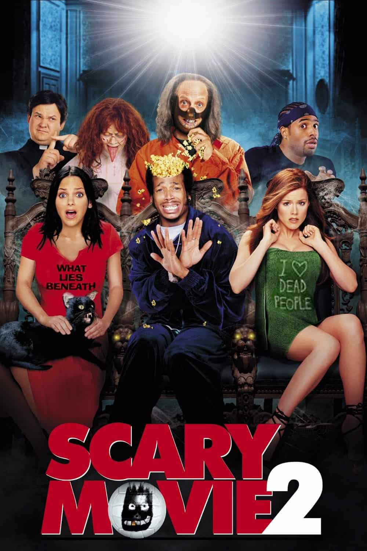 Scary Movie 2, 2001