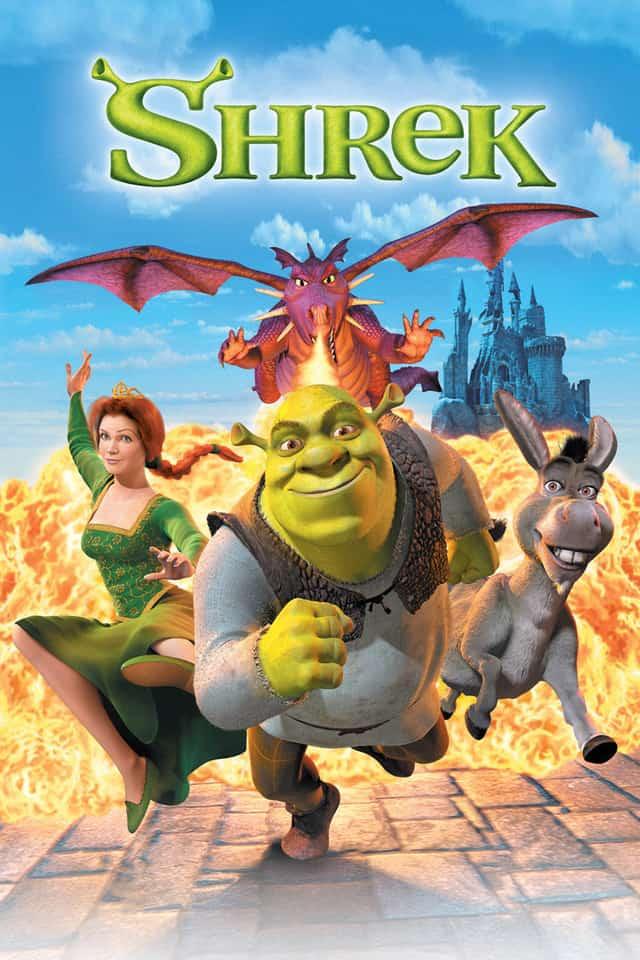 Shrek, 2001