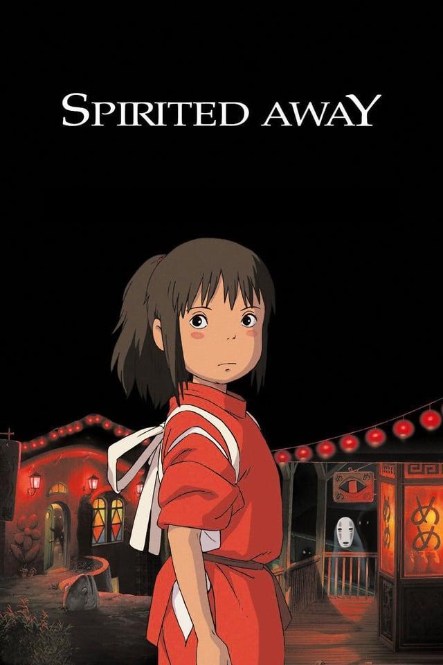 Spirited Away,2001