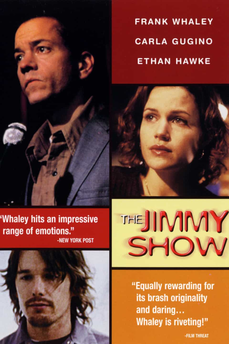 The Jimmy Show, 2001