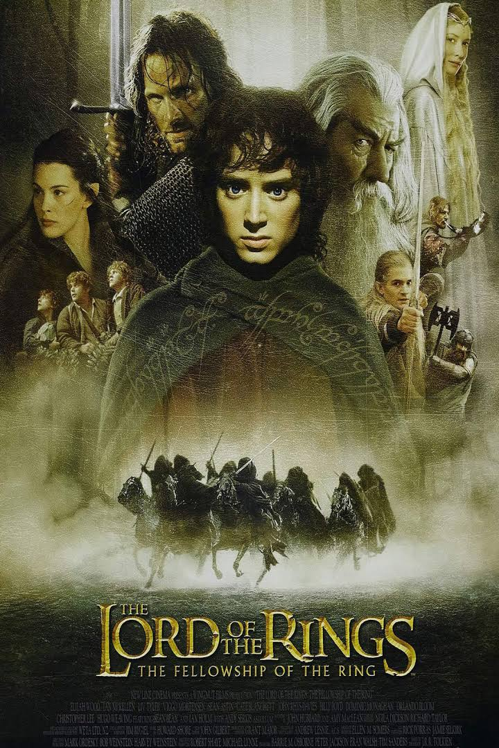 The Lord of the Rings: The Fellowship of the Ring,2001