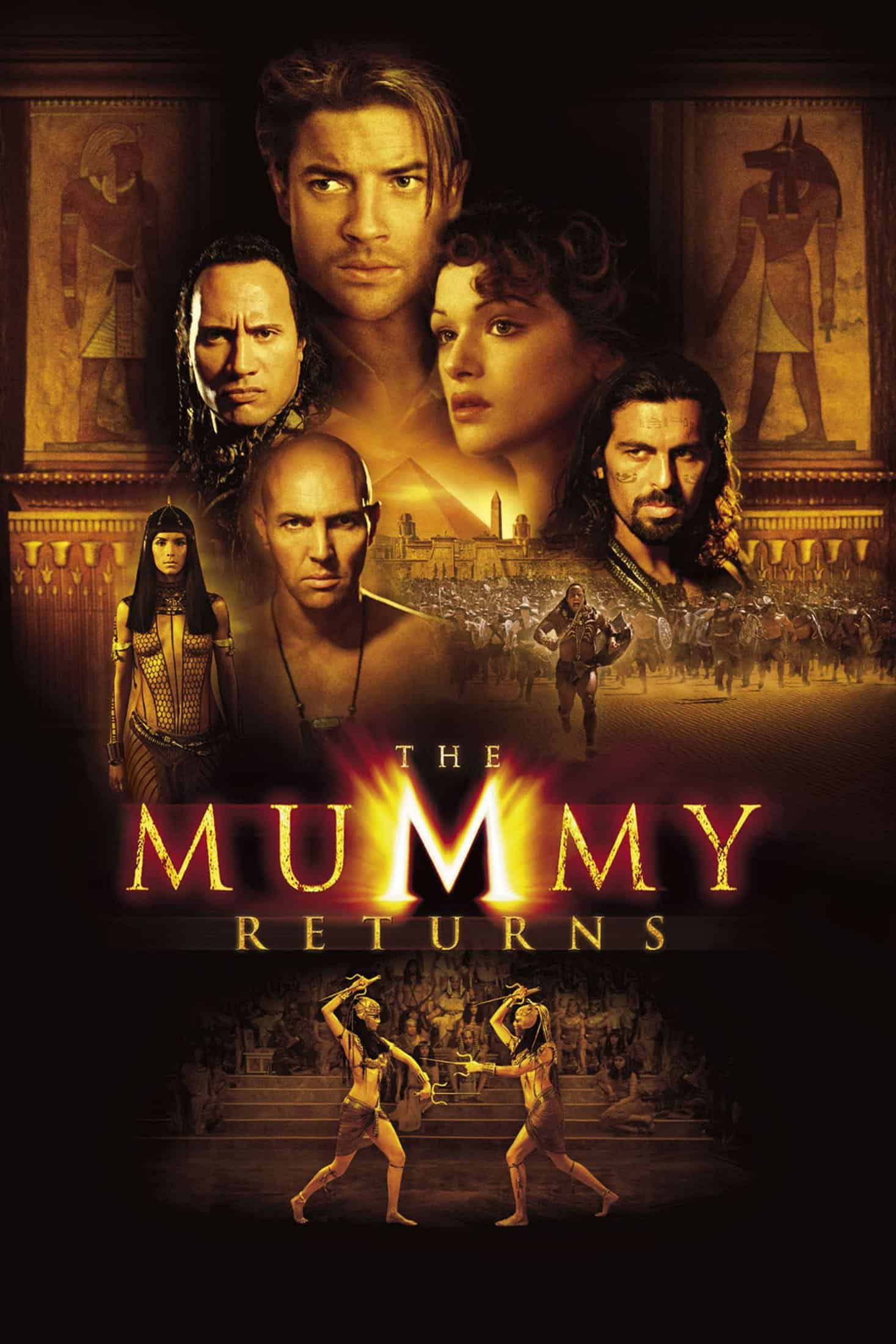 The Mummy Returns, 2001