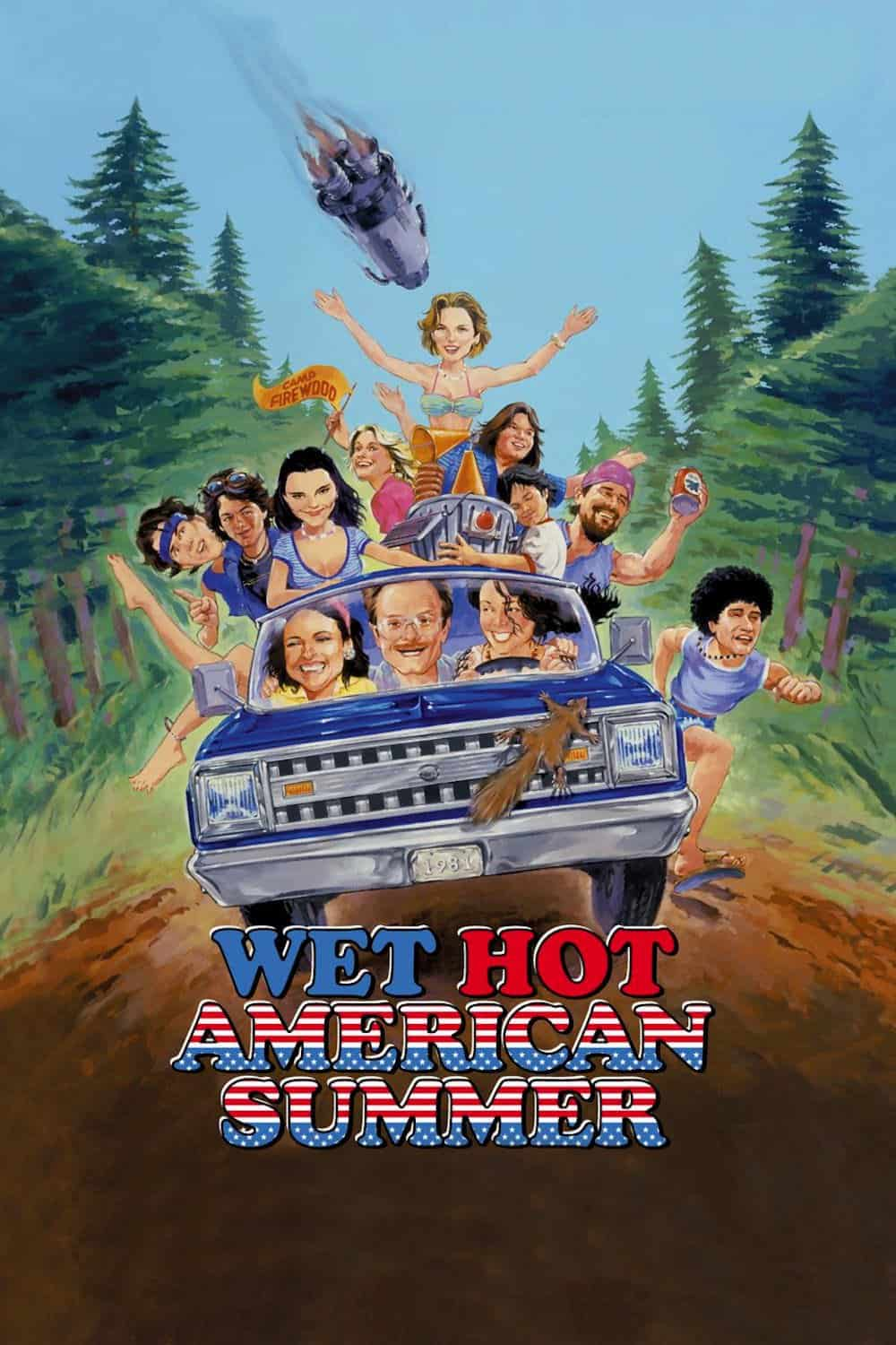 Wet Hot American Summer, 2001