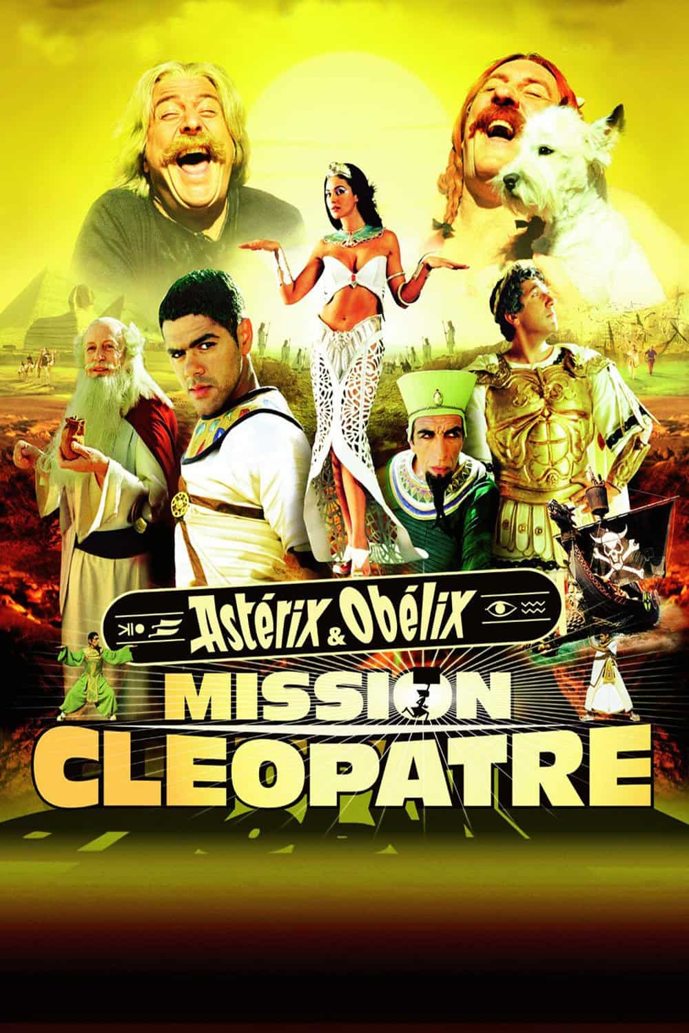 Asterix and Obelix: Mission Cleopatra, 2002